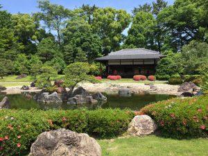 nijo-castle-garden
